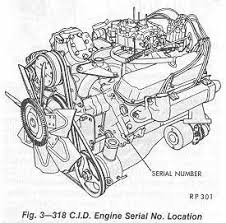 similiar 318 engine diagram keywords dodge 318 engine diagram cylinder engines the engine serial number is