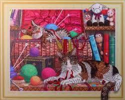 Купить: <b>Мозаичная картина Anya Алмазная</b> вышивка HZ053 ...