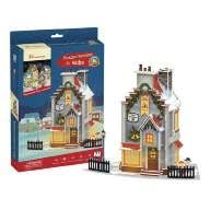 <b>Рождественские домики</b> с подсветкой <b>CubicFun</b>
