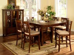 Tall Dining Room Sets Bedroomdelectable Homelegance Sophie Counter Height Dining Table