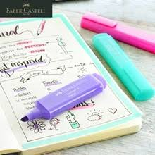 8 шт <b>Faber</b>-<b>Castell</b> конфетный <b>маркер</b> для выделения цветов для ...