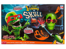 Купить товар для детей <b>Бластер</b> Fotorama <b>Johnny the Skull</b> 3D ...