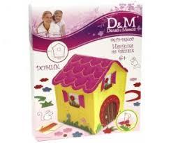 <b>Наборы кройки и</b> шитья Docha&Mama