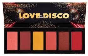 Купить NYX professional <b>makeup Палетка румян</b> Love Lust Disco ...