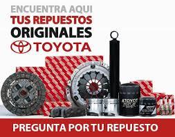 Image result for REPUESTOS TOYOTA