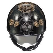<b>Motorcycle Half Helmets</b> - Cycle Gear
