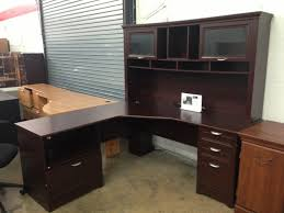 great office desk with hutch best large l shaped desk with hutch shaped room designs remodel amazing office desk hutch