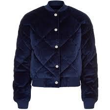 <b>Maje</b> Velvet Bomber <b>Jacket</b> (13.700 RUB) liked on Polyvore ...
