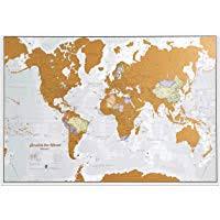 Amazon Best Sellers: Best <b>Wall Maps</b>
