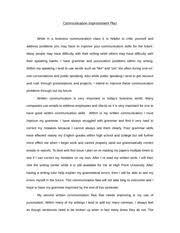 fortunecompany essay walt disney  fortunecompany pages communication improvement plan