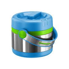 <b>Термос</b> д/<b>ланча MOBILITY</b> KIDS 0,65л голубой/зеленый, Emsa ...