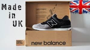 Обзор кроссовок New Balance <b>576 Made in UK</b> - YouTube