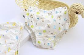 (4 <b>Pieces</b>/ <b>Lot</b>) Girls & <b>Boys Underwear</b> Cotton Cartoon - Benny ...