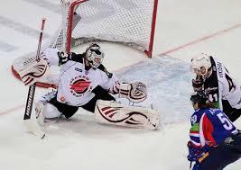 SKA Ice <b>Hockey</b> Club (St. Petersburg, <b>Russia</b>) and Avangard Ice ...