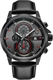 CADISEN Military Watches Men Business Watches ... - Amazon.com