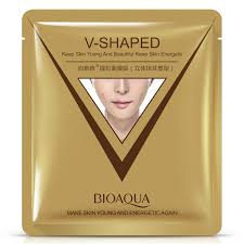 12Pcs <b>BIOAQUA Firming</b> 3D Facial Mask V Line Slimming <b>Lifting</b> ...