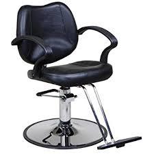 icarus quotmaequot black classic beauty salon hydraulic styling chair beauty salon styling chair hydraulic
