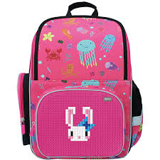 Школьный рюкзак <b>Upixel</b> «Starry Sky», фуксия CL000021296461 ...
