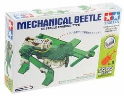Электромеханический <b>конструктор</b> Tamiya Robo Craft 71103 ...