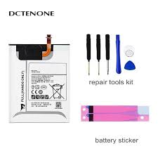 <b>DCTENONE</b> Tablet EB BT280ABE 4000mAh סוללה עבור <b>Samsung</b> ...