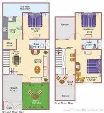 FREE DUPLEX HOUSE PLANS   OWN BUILDING PLANSDuplex House Plans