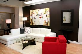 paint colors living room brown blue and yellow living room ideas brown paint colors for small living room with white and red sofa