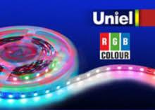 Светодиодные <b>LED ленты Uniel</b> (Юниэль) – купить ...