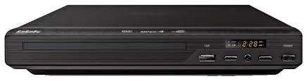 Купить <b>DVD</b>-<b>плеер BBK DVP030S</b> темно-серый по низкой цене с ...