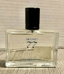 <b>Victoria Secret 77</b> Perfume Full Bottle Spray Opened 1.7 oz 50ml ...