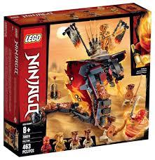 <b>Конструктор LEGO Ninjago 70674</b> Огненный кинжал — купить по ...