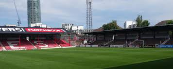 mark clemmit brentfordfc griffin park could the terrace end up seated