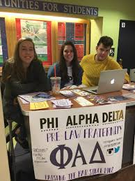 pitt pad pre law pittpadprelaw twitter come check us out tabling in the william pitt union for our upcoming recruitment week we ll be here all of this week and next week as well pic com