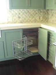 kitchen storage cabinet blind corner
