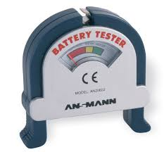 <b>Ansmann</b> Basic <b>Battery Tester</b> | MDS Battery