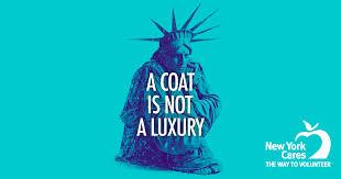 New York Cares <b>Coat</b> Drive