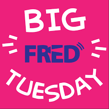 Fred Extra » Big FRED Tuesday