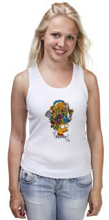 Майка <b>классическая</b> Мардж Симпсон (<b>Mother</b>) #654438 от ...