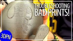 3D <b>Printing</b> 101: Troubleshooting a Bad <b>Print</b> / Installing a New Nozzle