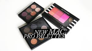 <b>MAC Pro Palette</b> Compact Sizes VS Z Palette - YouTube