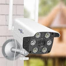 hiseeu 1080p <b>2mp wifi ip camera</b> outdoor onvif <b>wireless</b> waterproof ...