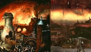 Résultats de recherche d'images pour «jérôme bosch enfer»