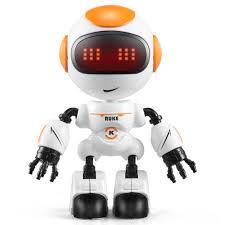 <b>JJRC R8</b> LUKE Интеллектуальный робот Touch Response RTR