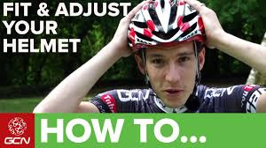 How To Fit & Adjust A Cycle <b>Helmet</b> - YouTube