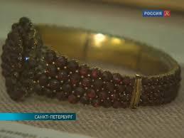 Гранатовый браслет, известный по повести <b>Куприна</b> ...