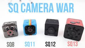 <b>SQ13 Camera</b> vs SQ12 vs SQ11 vs SQ8 <b>Mini Cameras</b> - YouTube