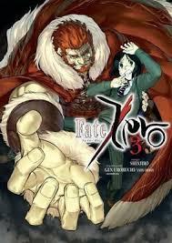 Fate Zero Vol 3, Entertainment, J-pop on Carousell