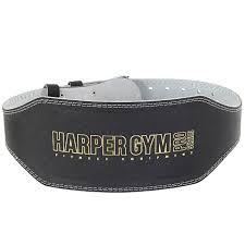 <b>Пояс</b> для тяжелой атлетики <b>HARPER GYM</b> JE-2622 (широкий)