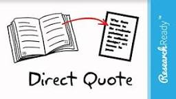 Essay quotes examples