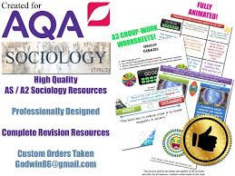 psychology teaching resources tes sociology revision ks5 the media 6 revision sessions for as a2