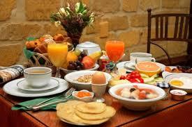 Resultado de imagem para café da manhã saudável